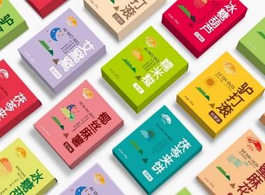 晨狮设计作品《好食坊食品系列包装设计》