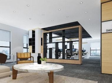 郑州升龙大厦,办公空间设计,办公室设计效果