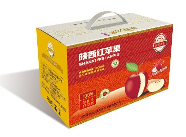 苹果手提包装彩盒设计 -- 致一包装设计公司作品