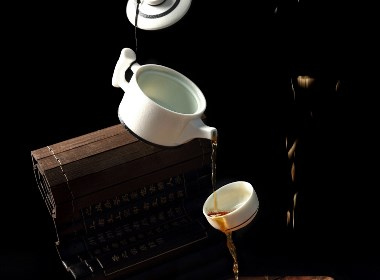 茶拍摄<1706.>