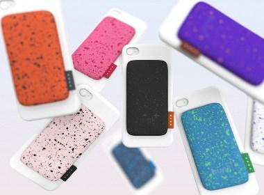 无线智能手机电池产品设计