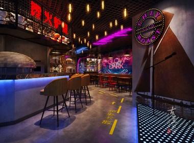 餐饮空间设计需要遵循哪些原则?烤肉店设计