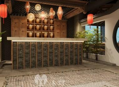 上海鲜龙井火锅——沐野设计