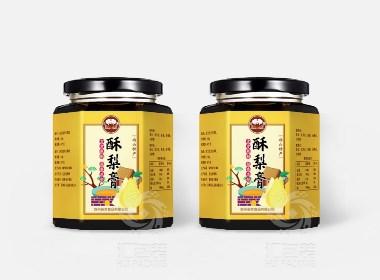【汇包装】酥梨膏包装设计