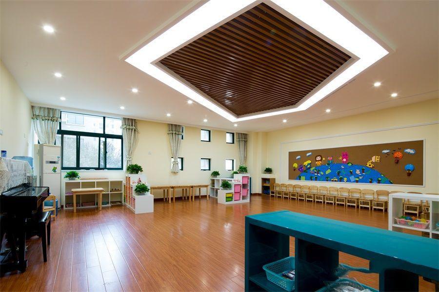 宁波幼儿园建筑设计,幼儿园室内设计规范