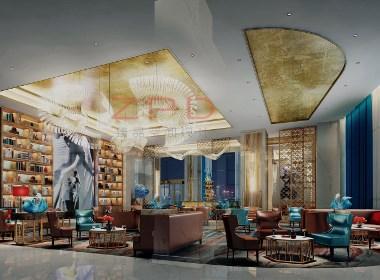 臻品空间设计:重庆·文悦(法国)五星级酒店