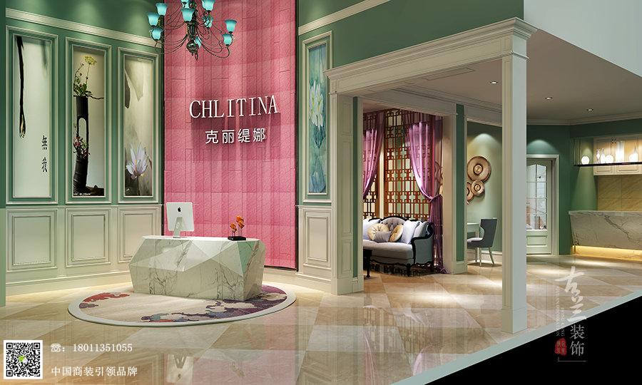 郑州美容院设计案例