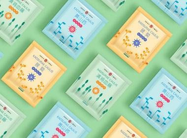 锦书意形品牌设计-中药饮片产品包装重新设计