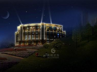 四川售楼部装修设计效果图赏析 筑格装饰
