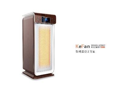 取暖器设计方案
