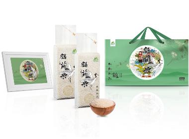 鹤乡米包装
