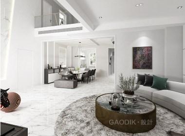 高迪愙新作   当居室多了留白,一切更加纯粹......