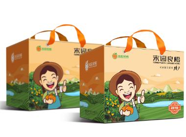 宋园良橙橙子包装