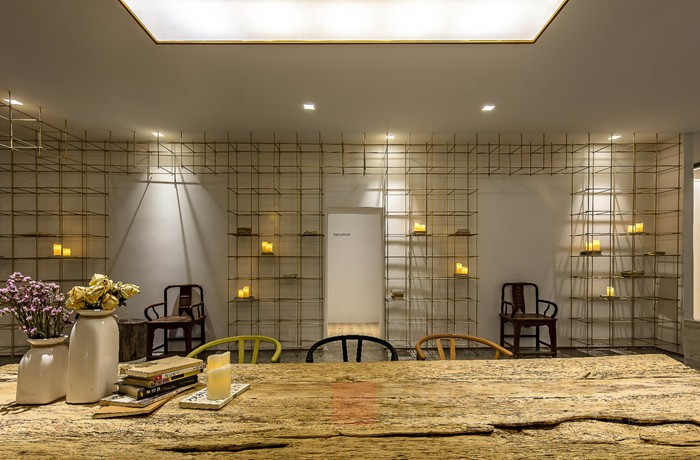 重庆瑜伽会所装修|重庆瑜伽馆装修「观景装饰」