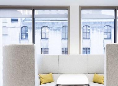 办公室装修设计,创意办公空间,郑州美盛中心空间设计