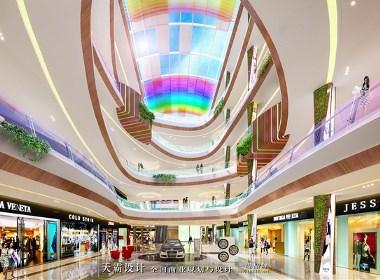 """场景式购物中心设计是""""吸客法宝"""""""
