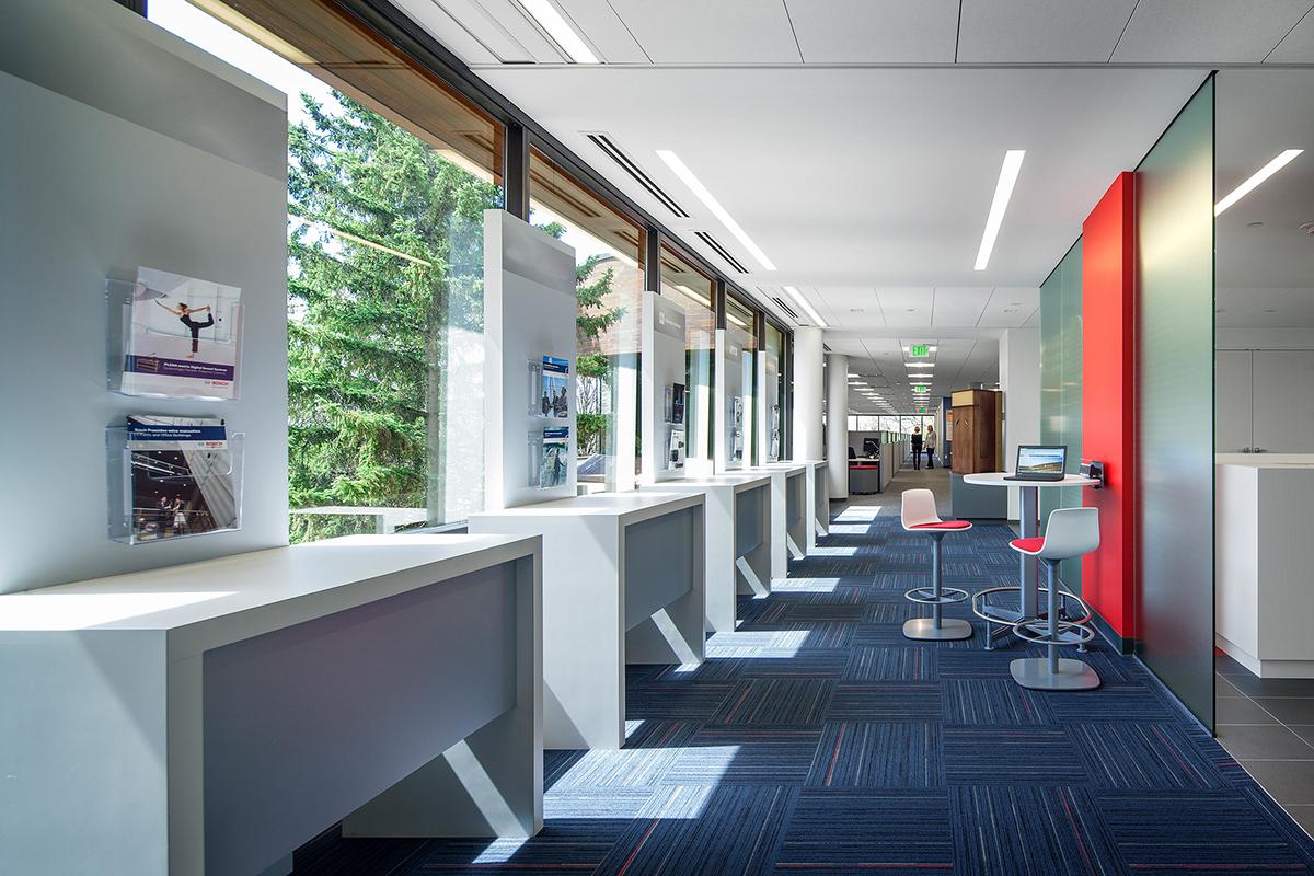 郑州绿地之窗办公设计,办公室装修设计,创意办公空间