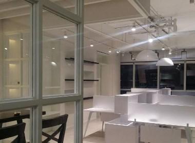 办公室装修设计,创意办公空间设计,郑州民生银行大厦