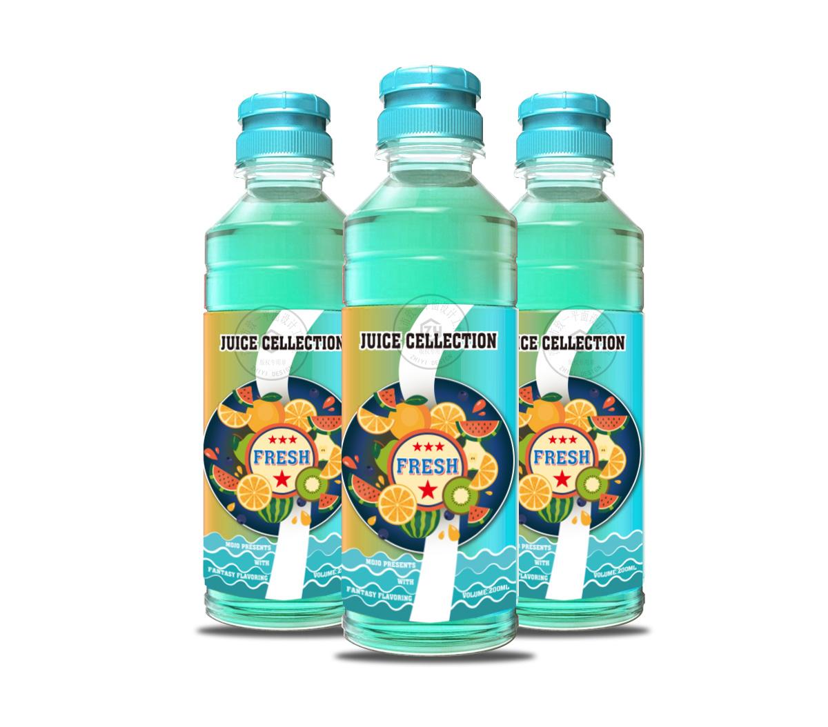 饮料瓶外包装设计 - 致一包装设计公司