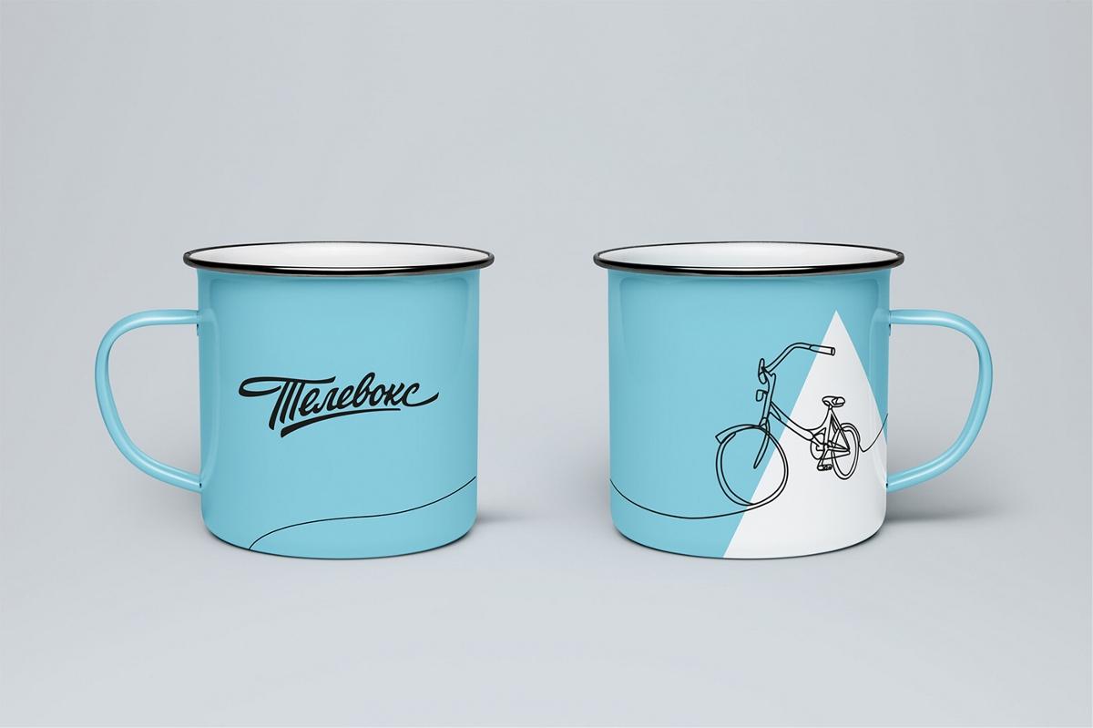 清新的国外品牌Televox视觉形象 | 摩尼视觉分享