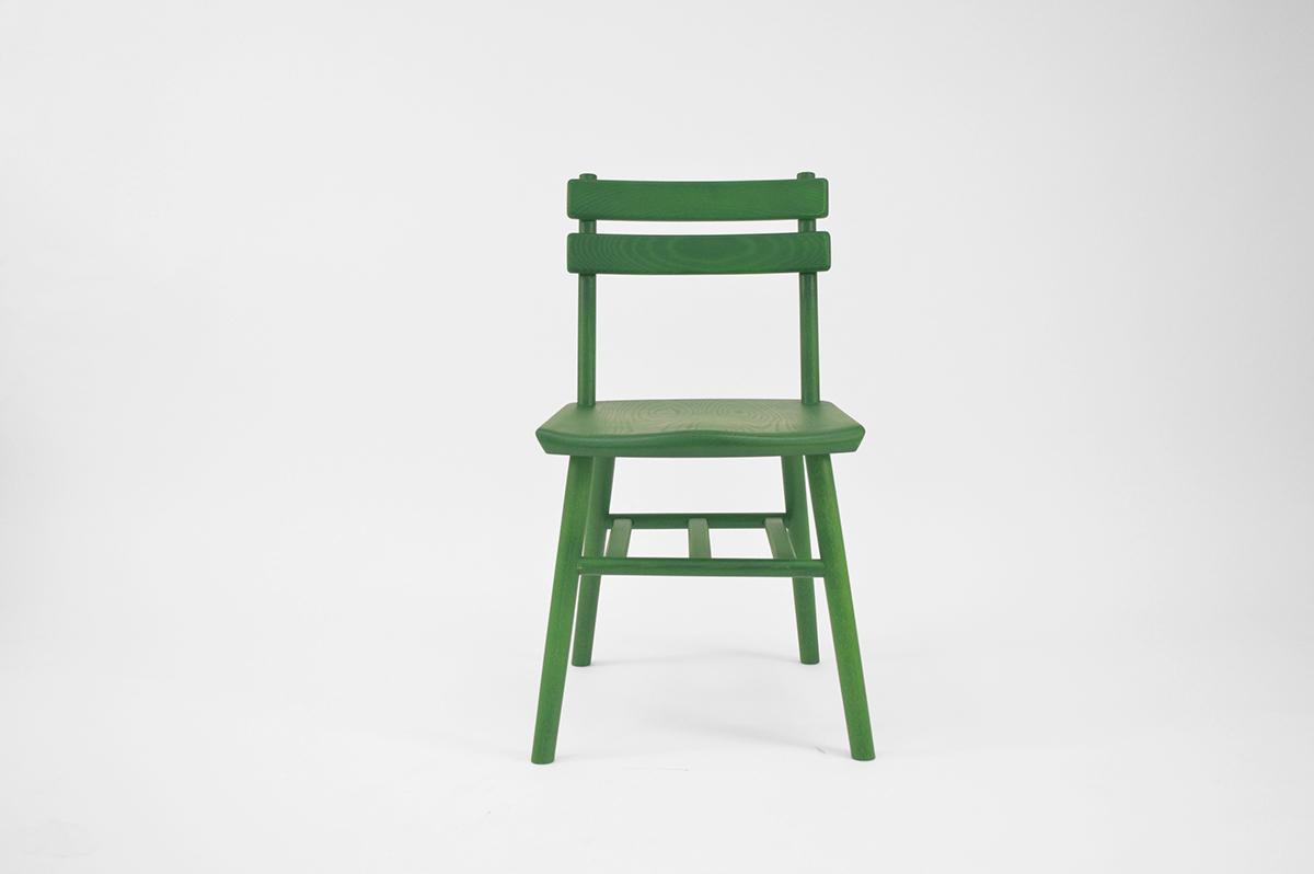 田园风格椅子设计