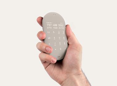 "Moto Zen | 简易""石头""手机"
