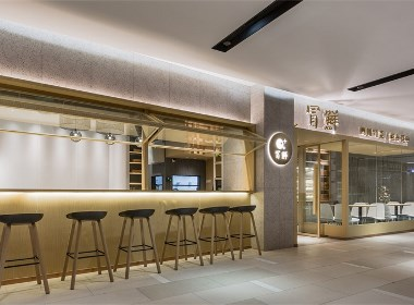餐饮设计——确认过眼神,北京这家冒菜店设计值得你pick