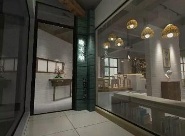 重庆大坪设计办公室设计——沐野设计