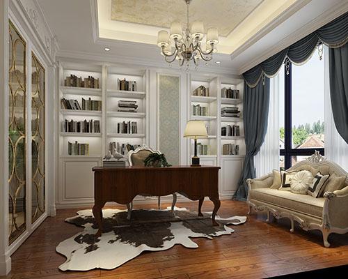 成都欧式庄园室内设计风格赏析