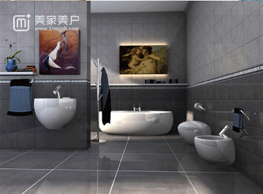 美家美户卫浴安装上门施工服务