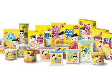 正旺_食品包装设计-恩加策划设计案例