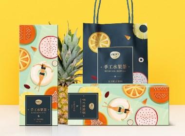 水果片茶 水果茶 花茶 女性茶 茶礼盒