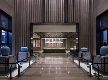 臻品空间设计:康桥·林语镇销售中心