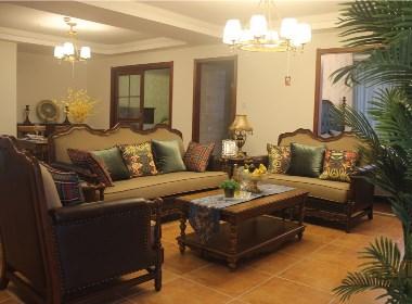三房两厅美式风格
