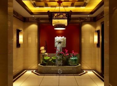 贵阳足浴会所装修设计方案赏析 筑格装饰出品