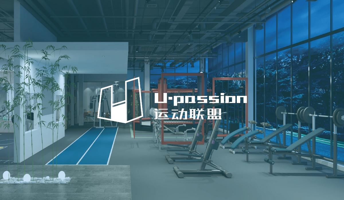 健身房logo