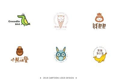 卡通logo合集一(2018)