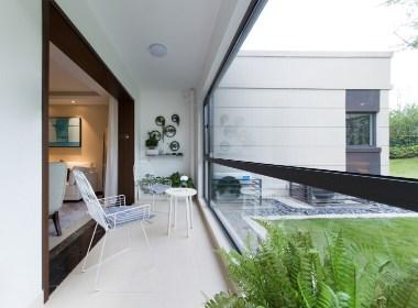 臻品空间设计:康桥·9号院精装成品房