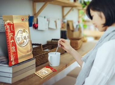 蒙古奶茶包装设计