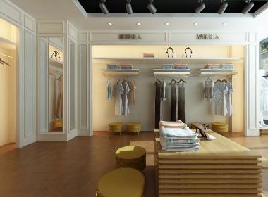 【靓丽佳人】-常州服装店设计公司|常州服装店装修公司