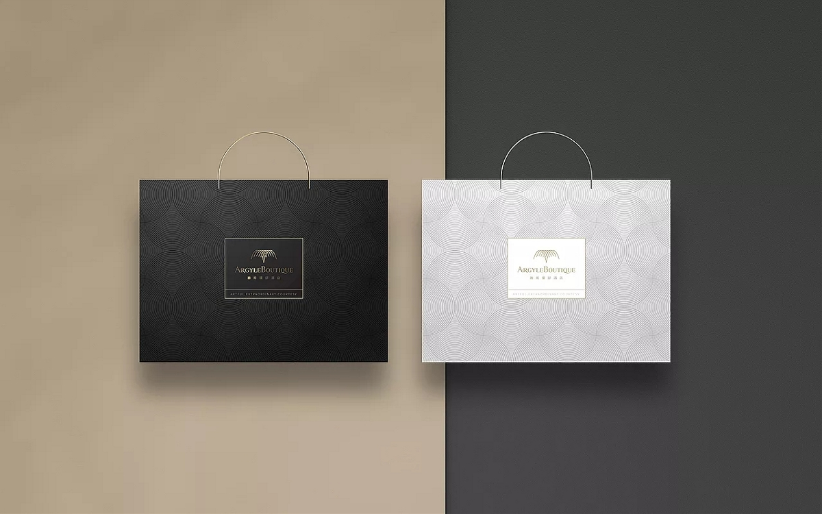 高端酒店品牌VI设计 by UCI联合创智