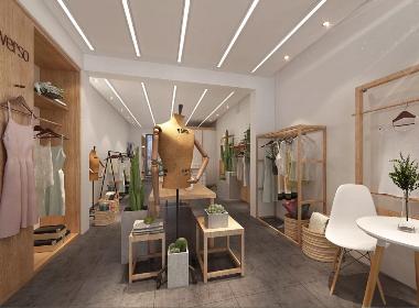 【VERSO服装店】-常州服装店设计公司|常州服装店装修公司