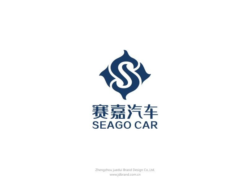 赛嘉汽车品牌标志设计