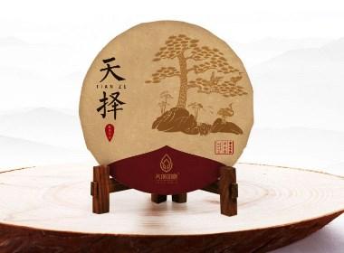 过往的一些茶叶包装设计