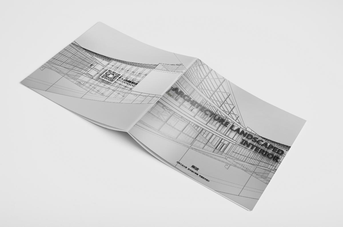 建筑画册作品集