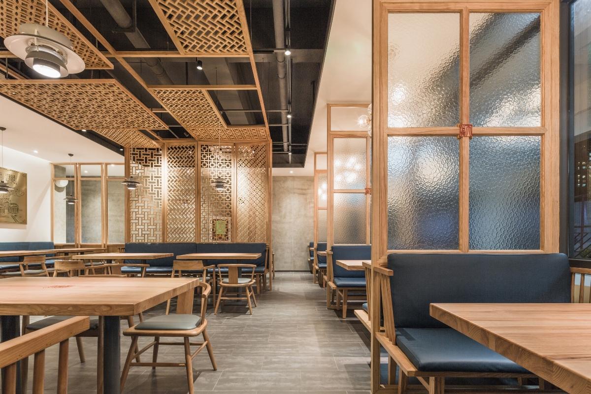 餐饮设计——跨越了125年的店,最近终于来深圳了
