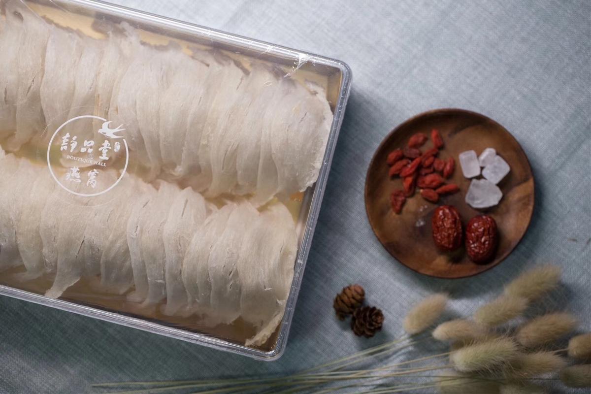 静品堂燕窝包装设计 文艺包装 食品包装设计