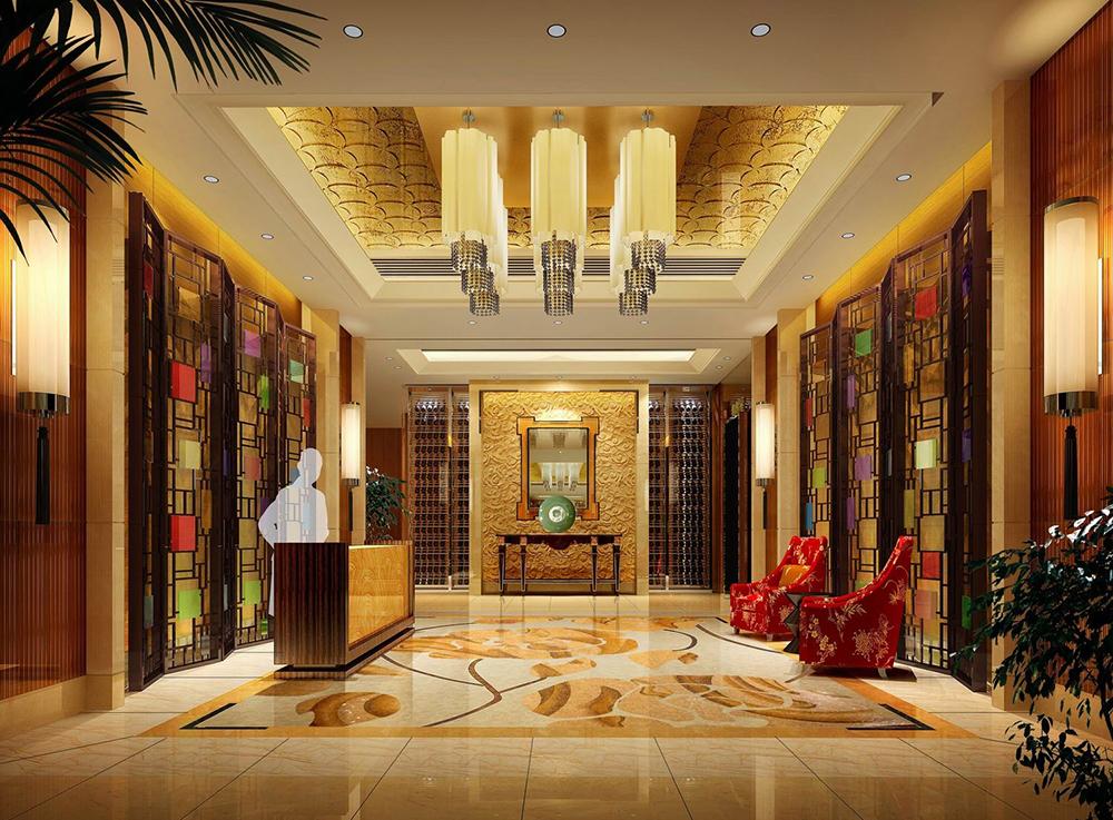 【九洲国际酒店】-常州酒店装修|常州酒店设计
