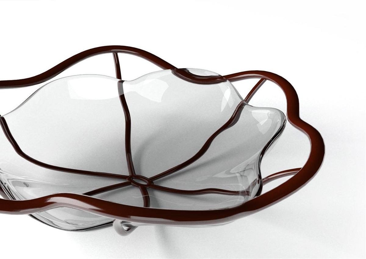 仿生餐盘设计