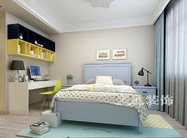 龙湖上第四居室185平现代简约风格装修样板间欣赏